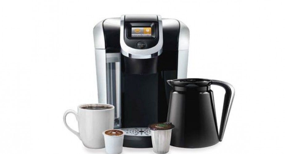 Win a Keurig K200 Coffee Brewer & Pods - Ends 6/12