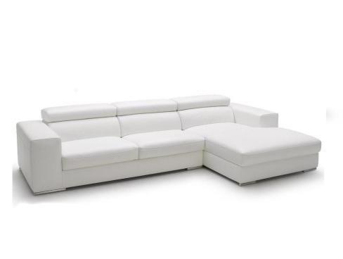sofa cuero blanco | Sofás | Pinterest | Cuero blanco, Sofá y Sofás ...