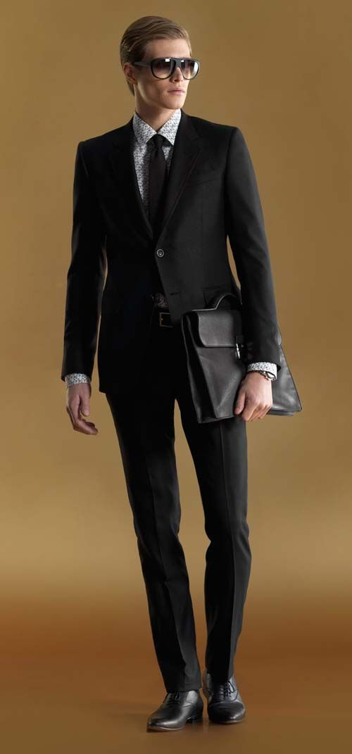 57103159b79e4 Gucci men's ready to wear business suit   For the man in your life ...