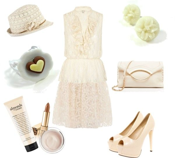 """The Cream of the Crop"" by megabgirl on Polyvore"