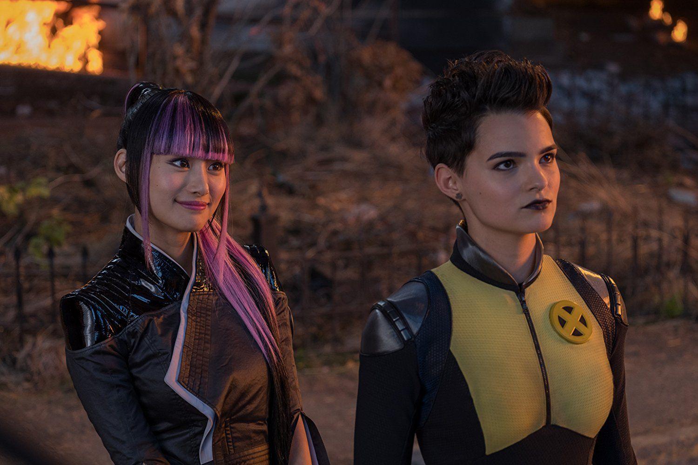 Deadpool 2 2018 Shioli Kutsuna As Yukio Imdb Deadpool Peliculas De Superheroes Peliculas Completas