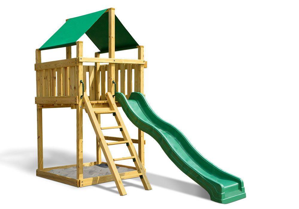 Discovery Fort DIY Kit Swing set diy, Swing set, Play