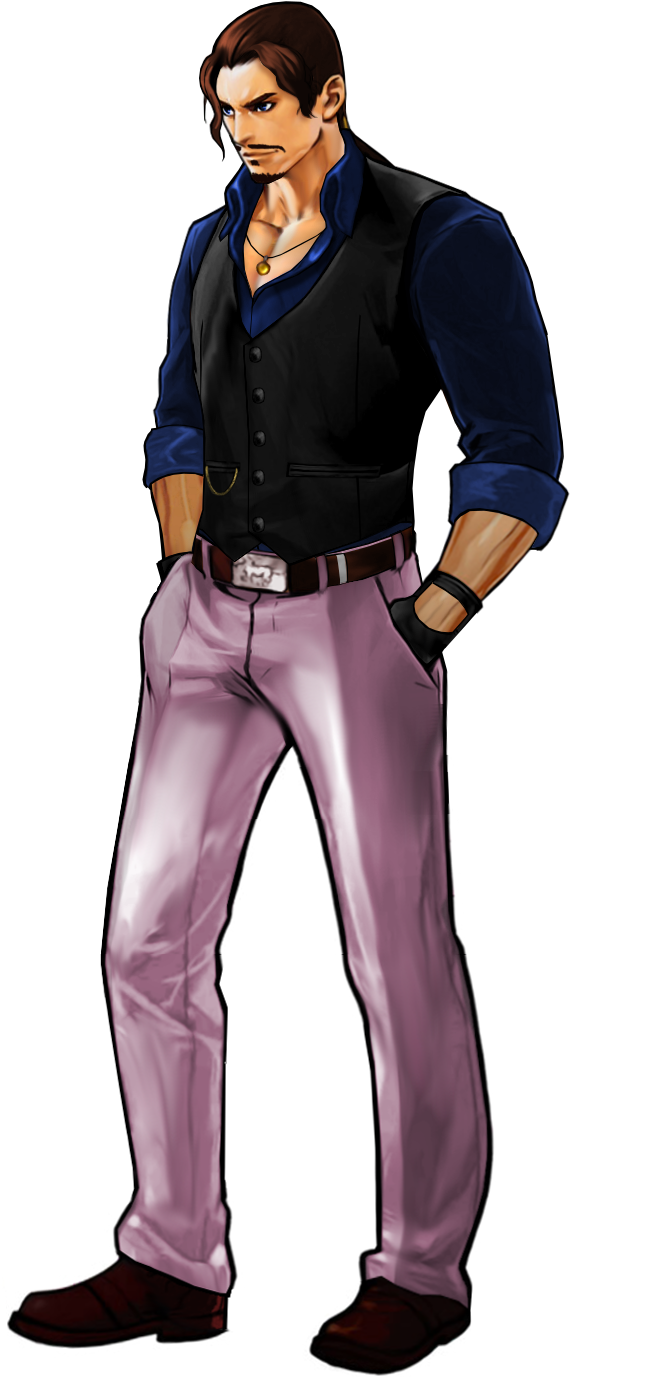 Robert Garcia Kof Xiv By Topdog4815 King Of Fighters Art Of Fighting Fighter