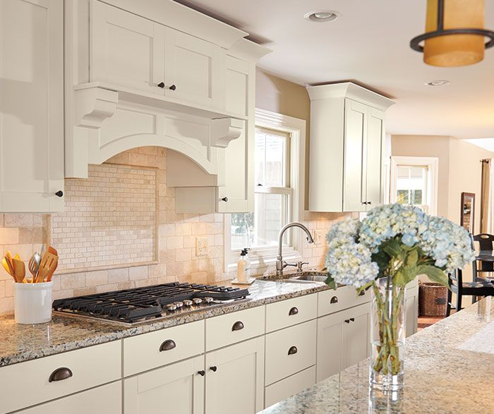 karsen truecolor coconut   diamond kitchen cabinets, transitional kitchen, kitchen