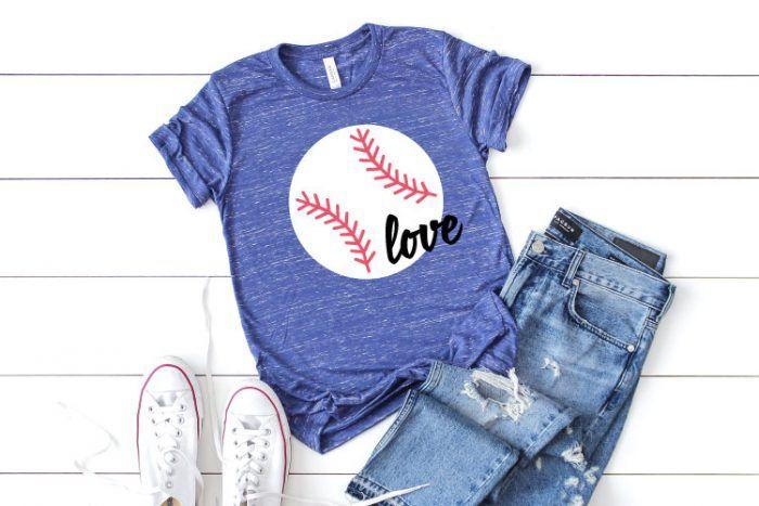 Download Baseball Love + 14 More FREE Baseball SVG Files in 2020 ...