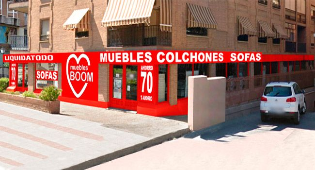 TIENDA DE MUEBLES BOOM en TALAVERA DE LA REINA - TOLEDO AVDA ...