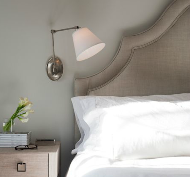 Pick Best Feng Shui Colors for Your Home Light grey