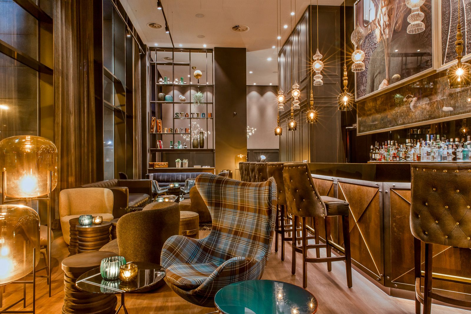 Hotel Glasgow Motel One With Images Hotels Design Glasgow