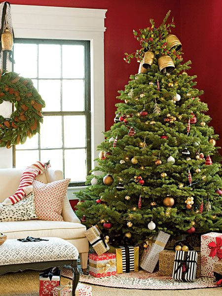 classic colors from cottage living navidad Pinterest Navidad