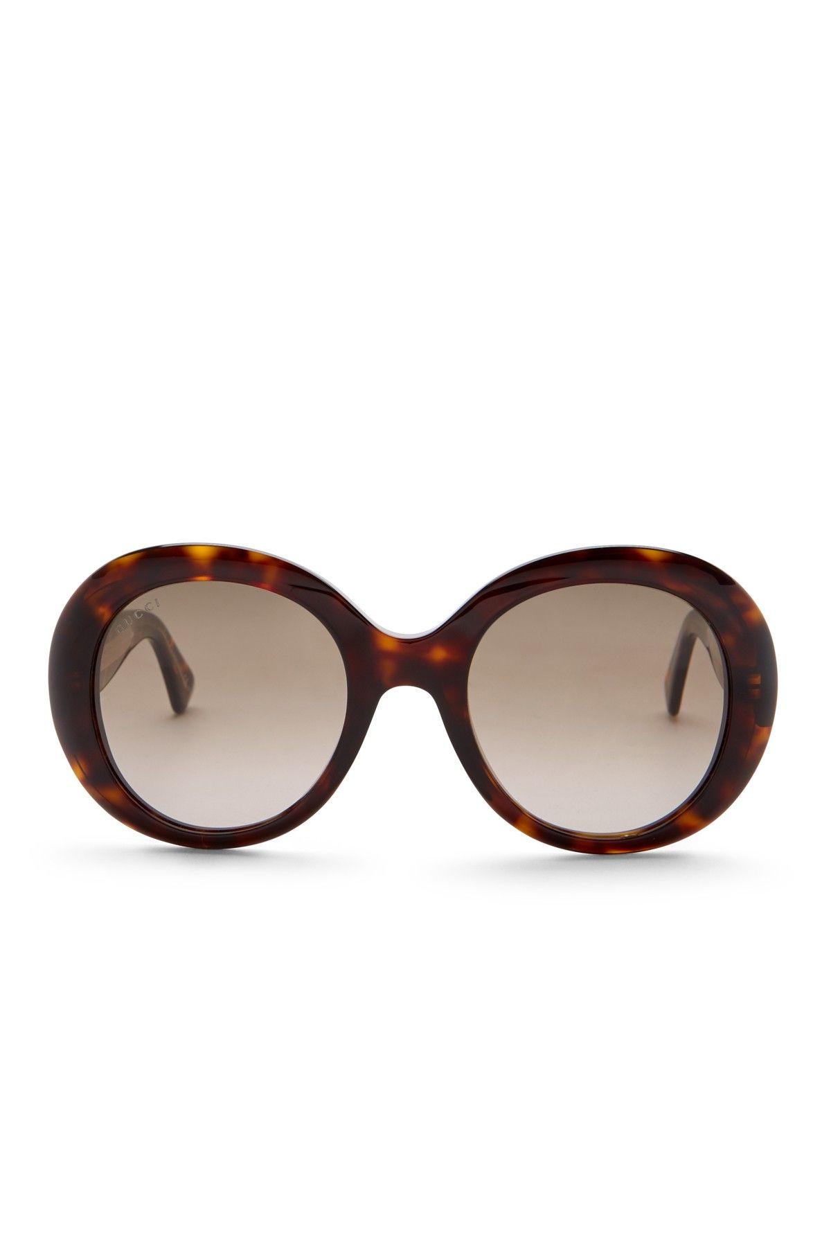 4ceeb21a04e42 Women s Round Acetate Frame Sunglasses