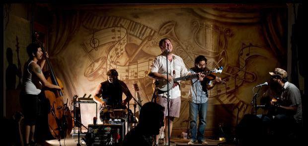 Al Scorch & the Country Soul Ensemble