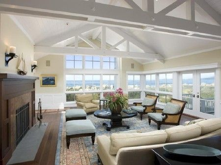 modern cape cod interior design | Cape Cod Style in Carpinteria ...