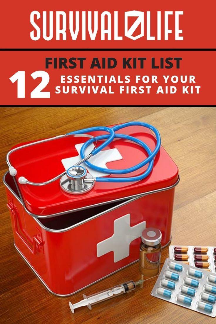 First aid kit list survival first aid kit first aid