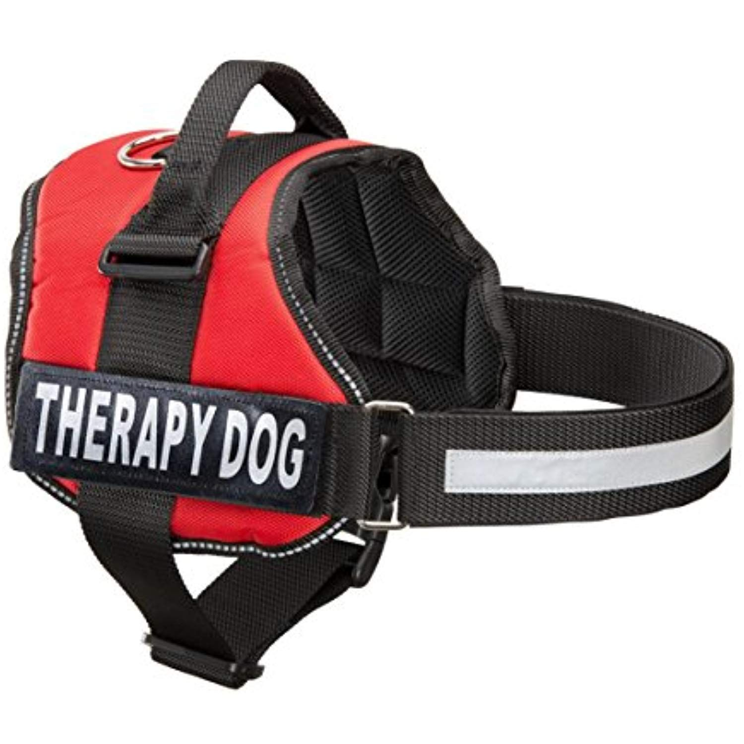 Industrial Puppy Therapy Dog Vest Harness Training Dog Vest With
