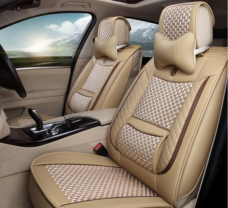 High Quality Free Shipping Full Set Car Seat Covers For Toyota Corolla 2017 2007 Fashion Durable Seat Covers Fo Interior Accessories Car Seats Carseat Cover