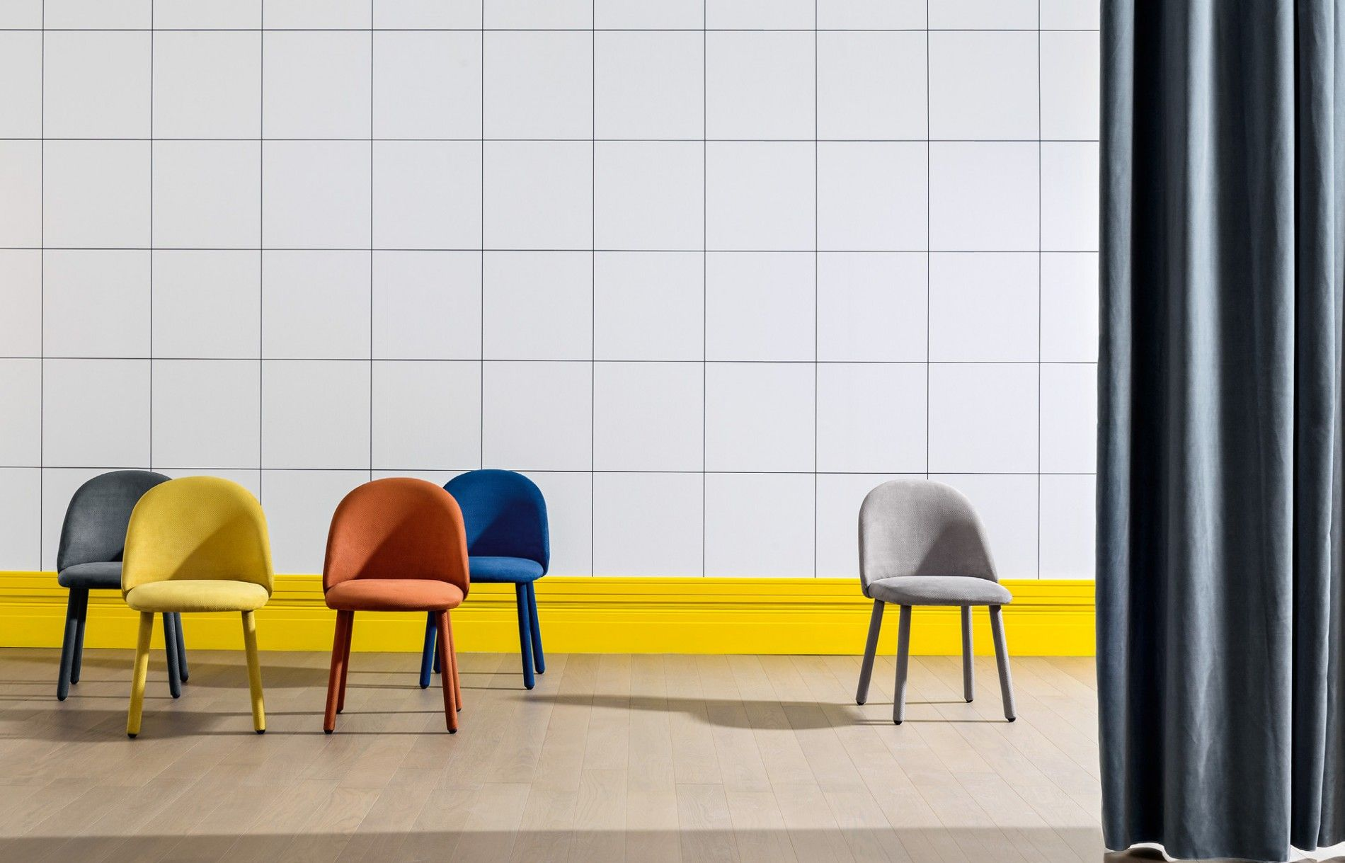 Iola, set di sedie di Miniforms | lartdevivre - arredamento online ...