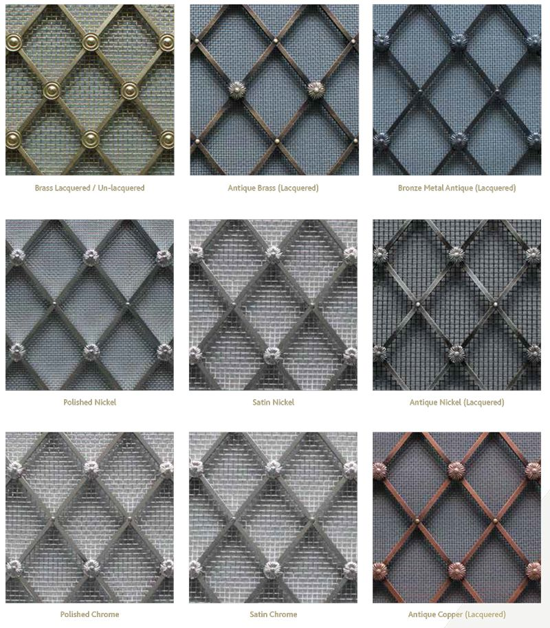Bon Decorative Grilles For Australian Cabinetry | Perforated Sheets For Cabinet  Doors | The English Tapware Company