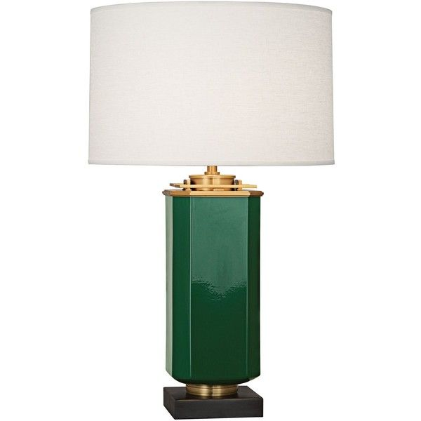 Robert abbey mary mcdonald empire cactus green table lamp 644 robert abbey mary mcdonald empire cactus green table lamp 644 liked on polyvore aloadofball Images