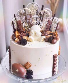 صور تورتة عيد ميلاد صور كيك لأعياد الميلاد موقع مفيد لك Cake Yummy Food Desserts