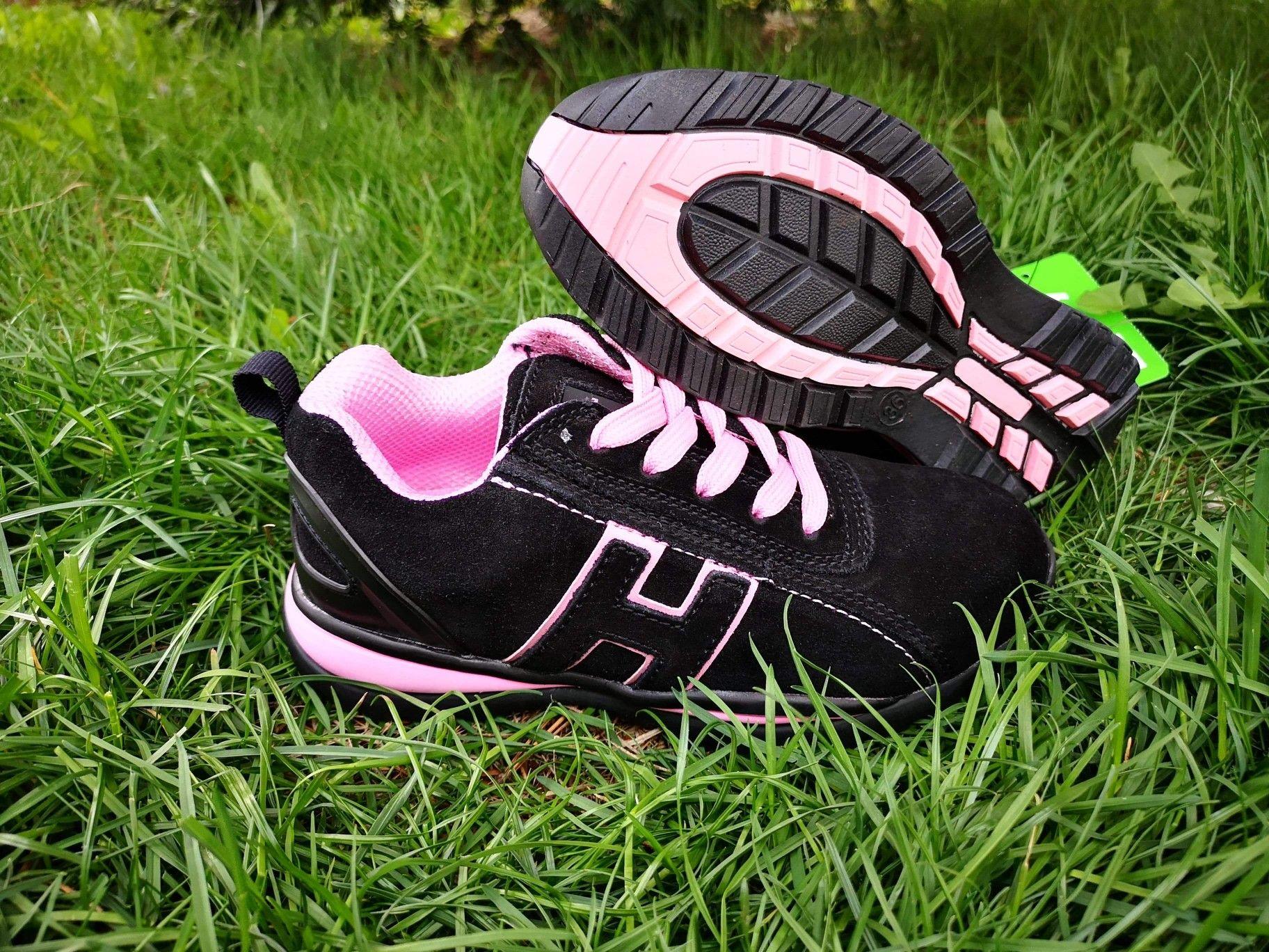 Adidasy Brargentina Ochronne S1 Rozowe Sketchers Sneakers Shoes Sneakers