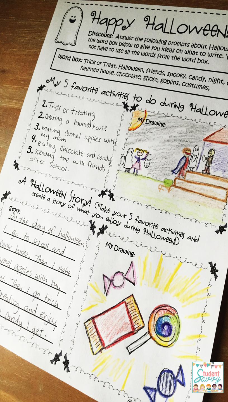 Halloween Activities | Pinterest