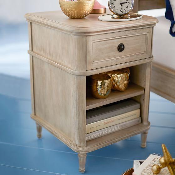 Colette Bedside Table Affiliate Rustic Neutral Farmhouse Bedside Table Furniture Bedside Table Bedside