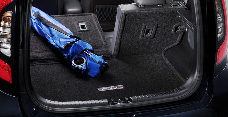 Cargo Tray Seat Back Protection Kia Hatchback