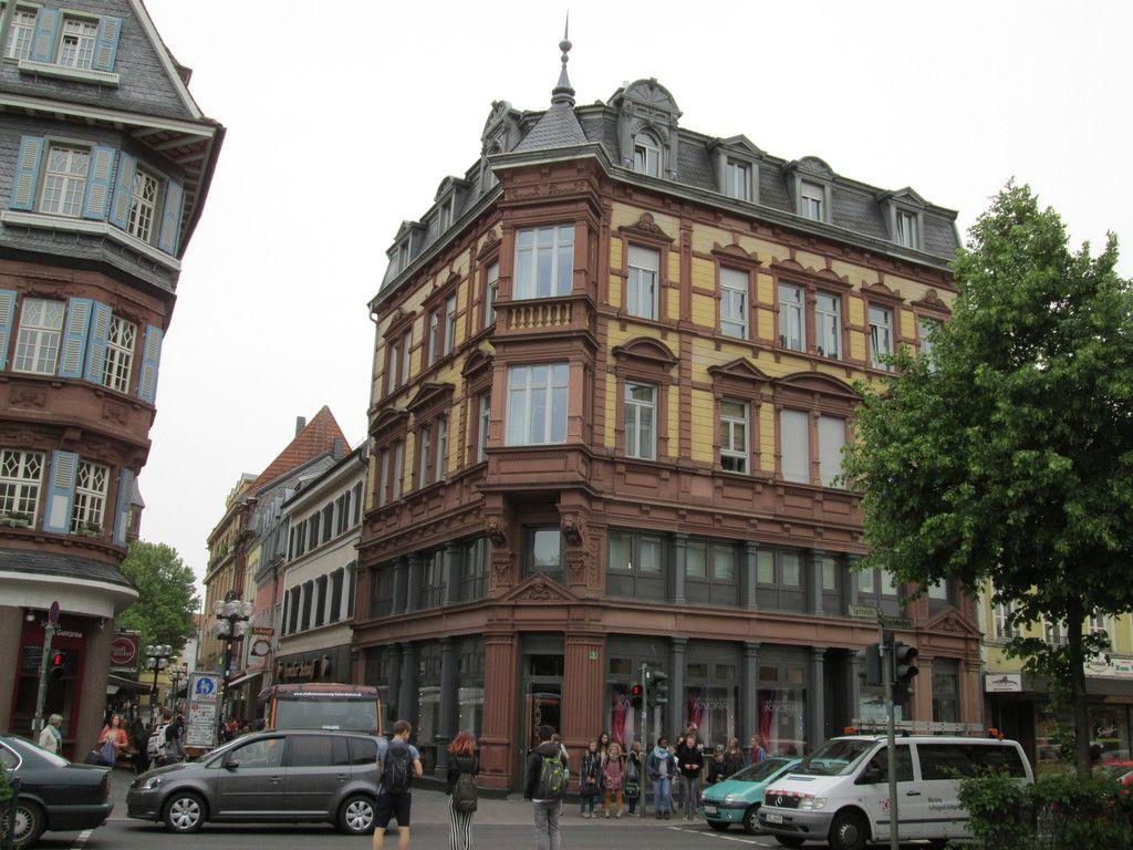 Kaiserslautern Rheinland Pfalz Architectura Pro Homine Kaiserslautern Pfalz Rheinland Pfalz