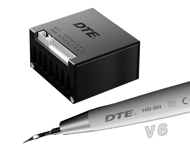 10*Dental Ultrasonic Scaler Torque Wrench Fit EMS Woodpecker DTE SATELEC White