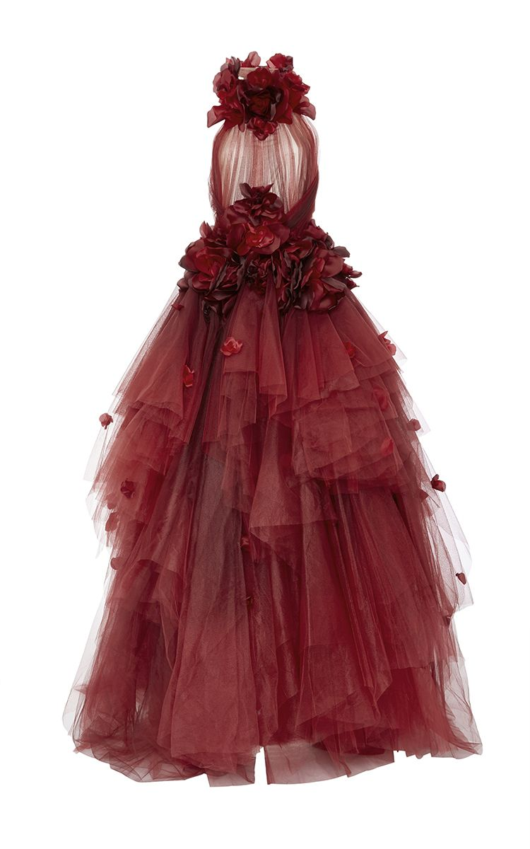 Ombré tulle ball gown in glam pinterest dresses gowns