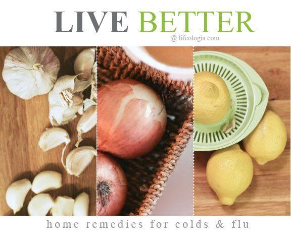 cold medicine in home