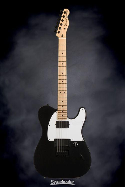 Fender Jim Root Telecaster Black Sweetwatercom Solidbody