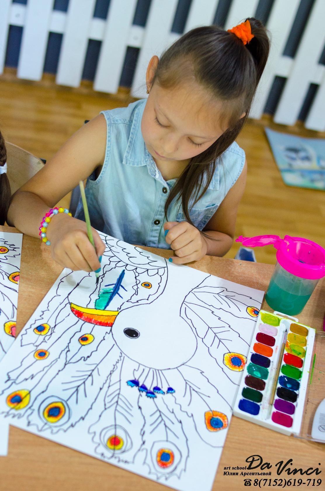 Художественная школа DaVinci — Фото   OK.RU ...