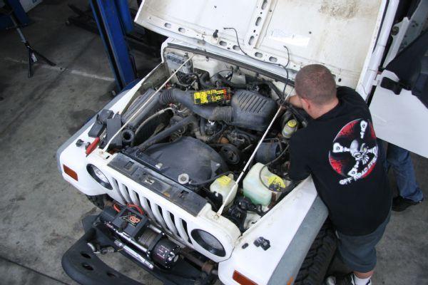Honda Power Wrangler Fortitude Making A Case For An S2000 Powered Jeep Tj Jeep Tj Jeep Wrangler Tj Jeep