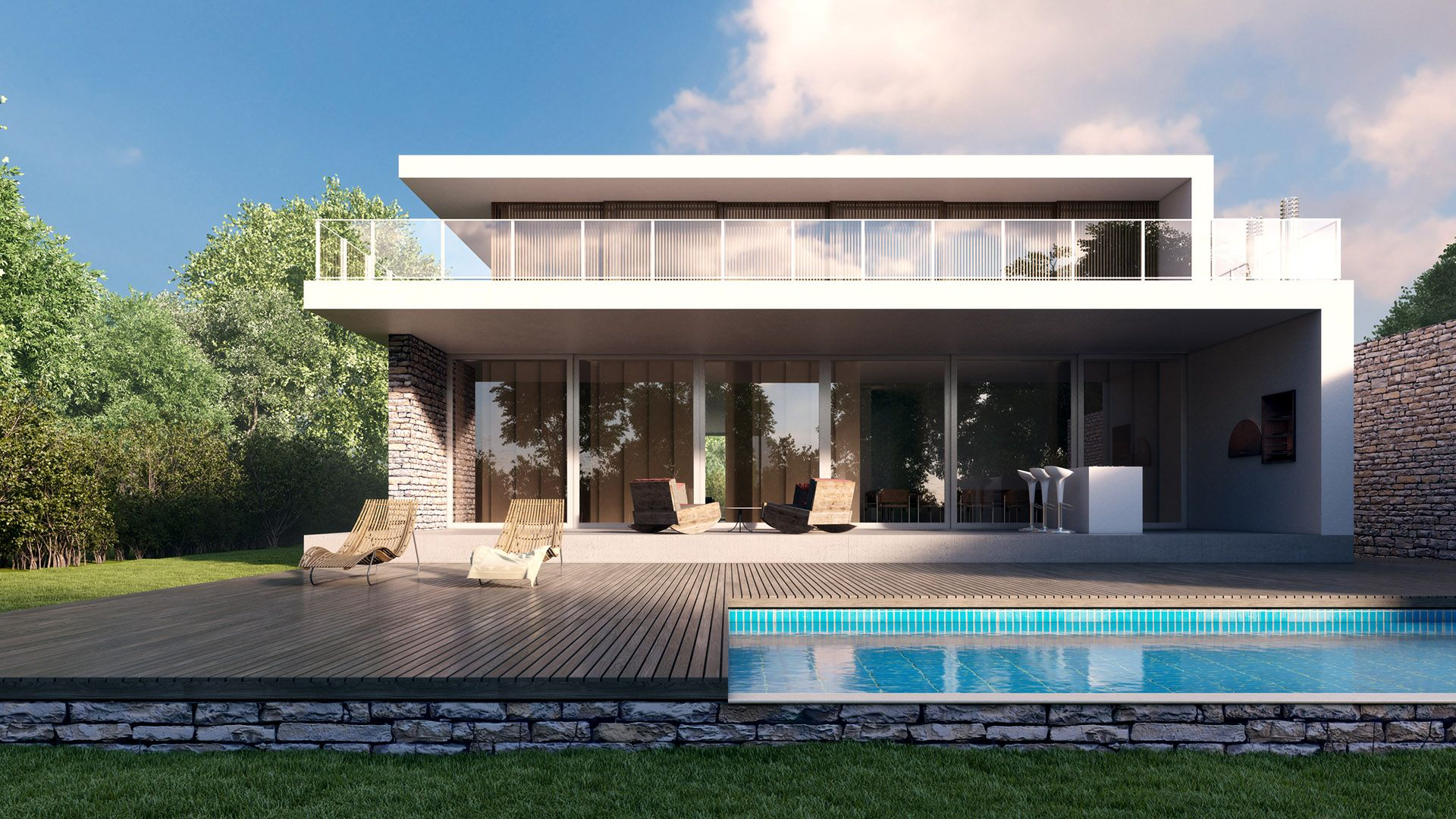 Best Pin By Tom Dday On Architectural Visualization House 400 x 300