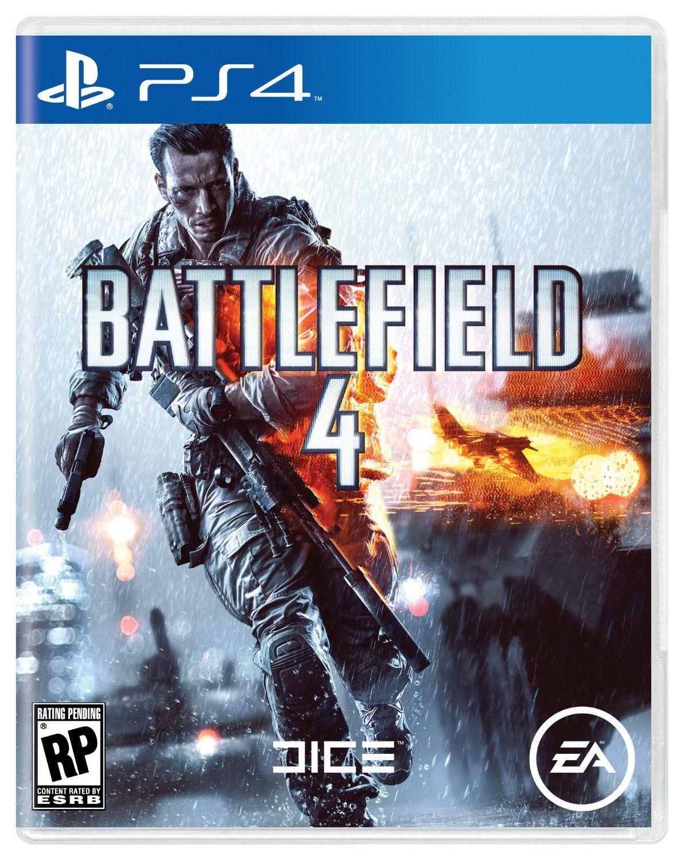 Battlefield 4 Ps4 Platform Dvd Cover Gaming Pinterest Juegos