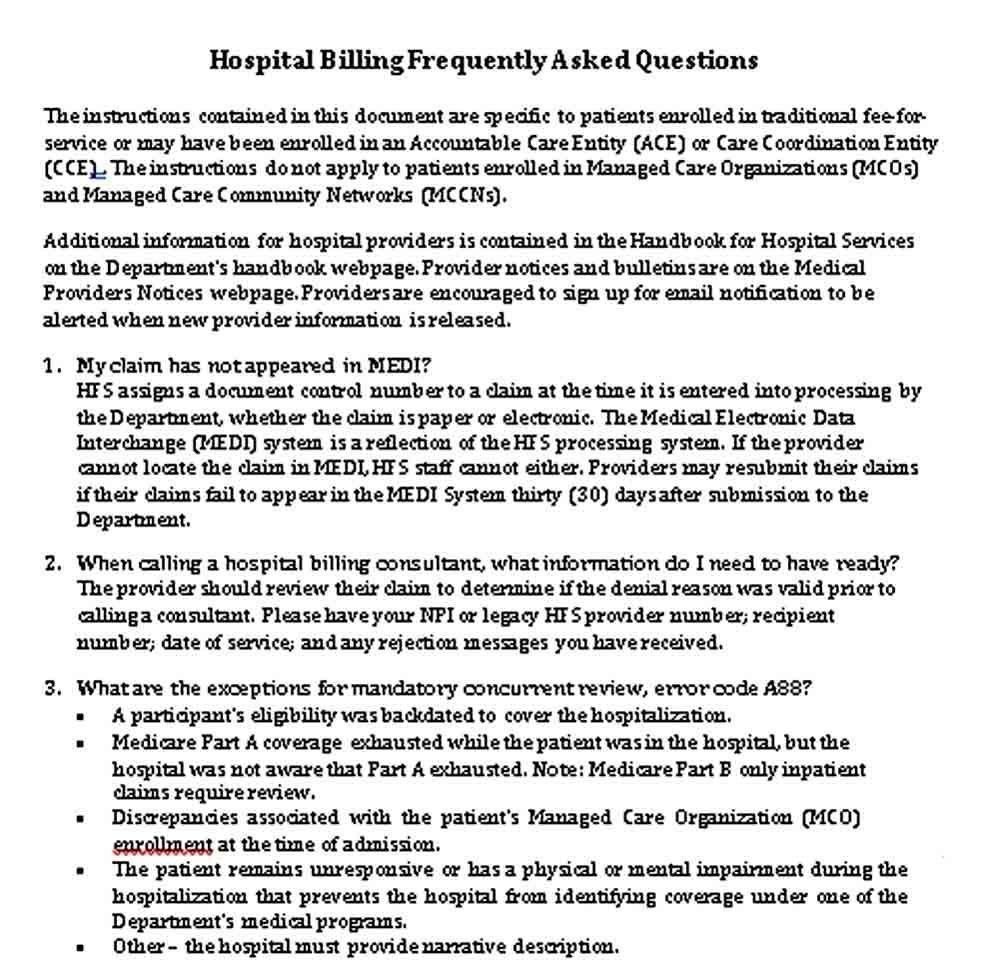 Hospital Receipt Templates Receipt Template Business Template Invoice Template