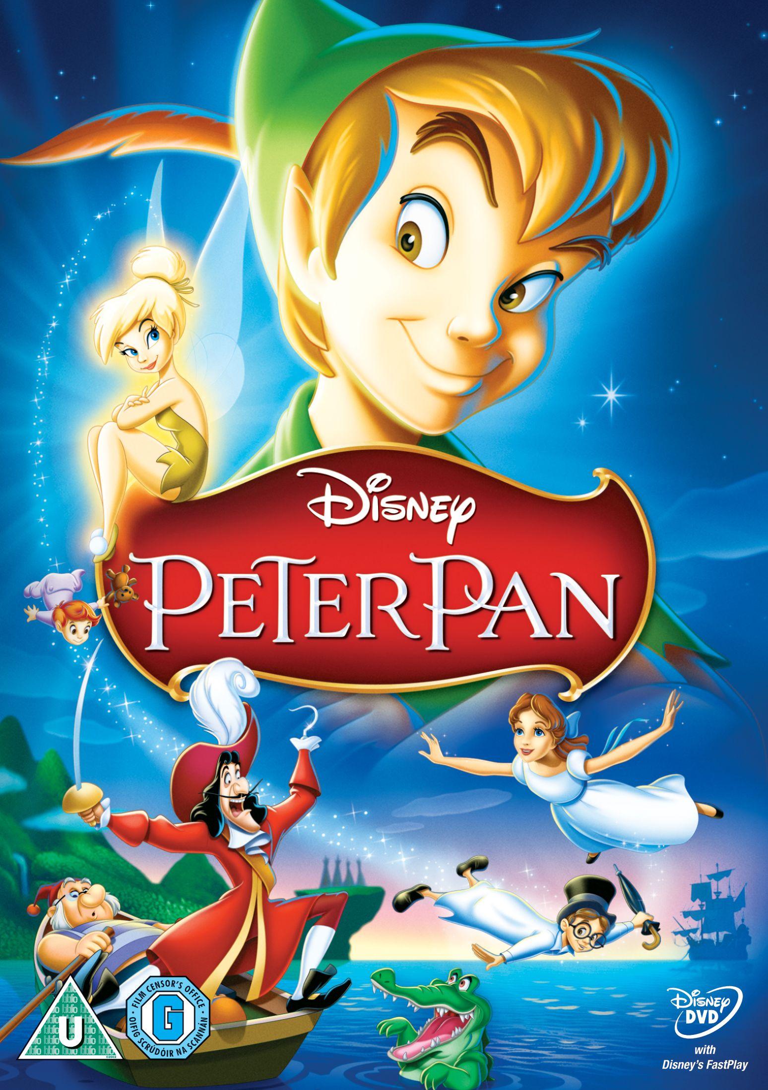 Peter Pan Disney In 2019 Christmas List Movies Movie Posters