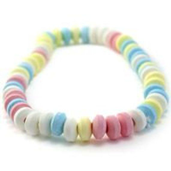 Candy Jewelry Party Favors Necklaces Bracelets
