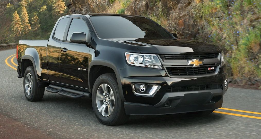 Chevy New #Colorado Inventory At Westside Chevrolet #Houston