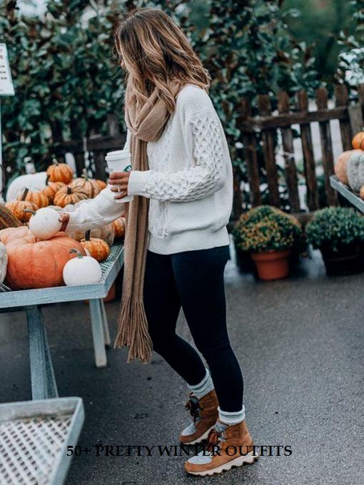 50 PRETTY WINTER OUTFITS