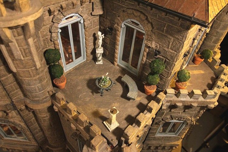 NY Astolat Doll House Gallery | New York Miniature Castle | Manhattan