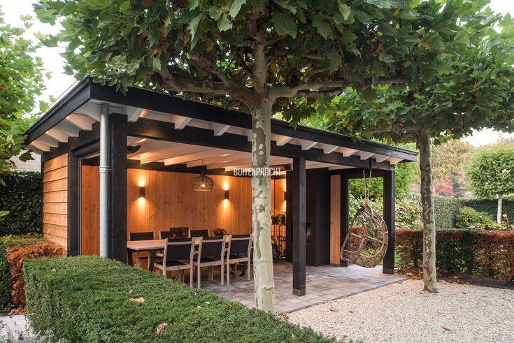 2, gartenhaus, Pergola, Hinterhof, Pergola design