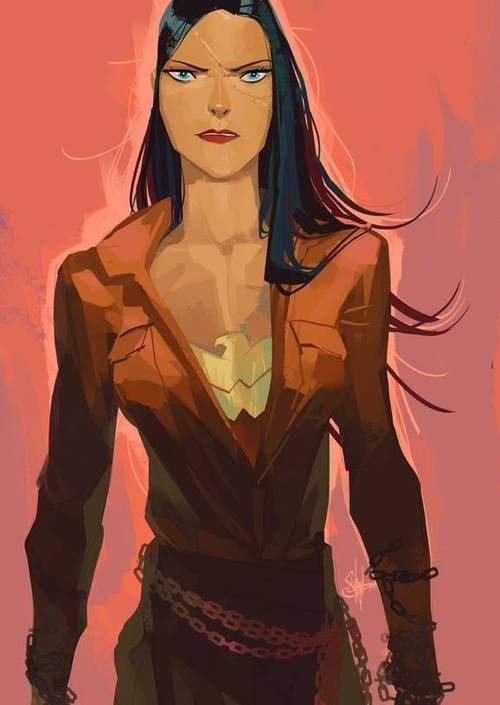 """""""Wonder Woman: Rebellion of Justice"""" by Otto Schmidt* • Blog/Website 