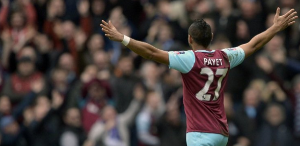 Dimitri Payet pays tribute to West Ham fans on Instagram