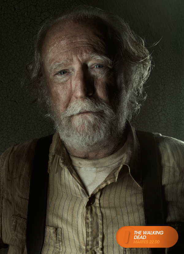 Scott Wilson Es Hershel Greene The Walking Dead Martes 22 00 Twd3enfox Mira Contenido Exclusivo Zombies The Walking Dead The Walking Dead Walking Dead