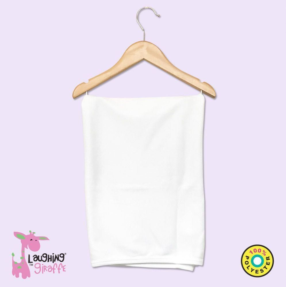 Laughing Giraffe Receiving Baby Blanket in 2019 | Products | Baby