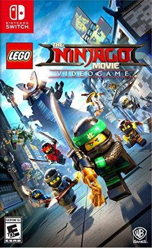 The Lego Ninjago Movie Videogame Nintendo Switch I M G