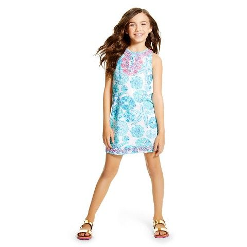 Lilly Pulitzer for Target Girls' Shift Dress - Sea Urchin for You ...