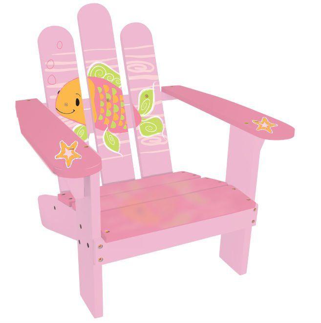 Madera playa para niños para niños de jardín de ocio silla de ...